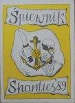 Śpiewnik • Shanties 1989. VIII Ogólnopolski Festiwal Piosenki Żeglarskiej