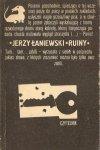 Jerzy Łaniewski • Ruiny
