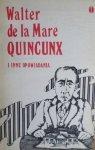 Walter de la Mare • Quincunx i inne opowiadania