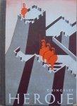 Charles Kingsley • Heroje czyli klechdy greckie o bohaterach [Levitt i Him]