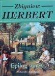 Zbigniew Herbert • Epilog burzy