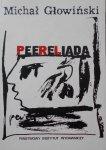 Michał Głowiński • Peereliada: komentarze do słów 1976-1981