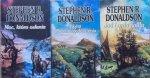 Stephen R. Donaldson • Kroniki Thomasa Covenanta Niedowiarka [komplet]