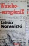 Tadeusz Konwicki • Wniebowstąpienie
