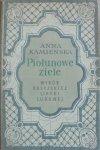 Anna Kamieńska • Piołunowe ziele. Wybór rosyjskiej liryki ludowej