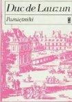 Armand Louis de Gontaut • Pamiętniki