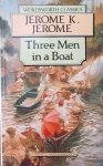 Jerome K. Jerome • Three Men in a Boat
