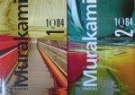 Haruki Murakami • 1Q84 tom I-II