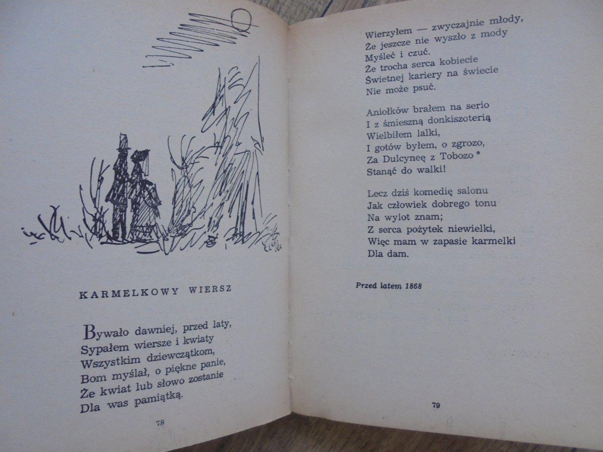 Adam Asnyk Wybór Poezji Bohdan Butenko