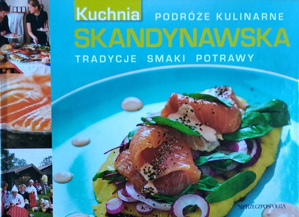 Kuchnia Skandynawska Podróże Kulinarne