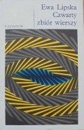 Ewa Lipska • Czwarty zbiór wierszy