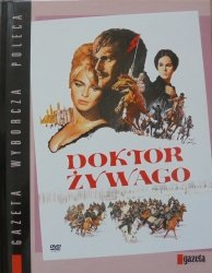 David Lean • Doktor Żywago • DVD