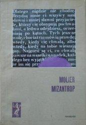Molier • Mizantrop [Stanisław Zamecznik]