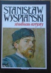 red. Ewa Miodońska-Brookes • Stanisław Wyspiański. Studium artysty