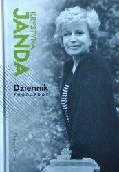Krystyna Janda • Dziennik 2000-2002