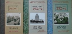 Księga listów PRL-u • 1951-1989 [komplet]