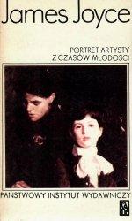 James Joyce • Portret artysty z czasów młodości