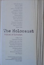 Edited by Jolanta Ambrosewicz-Jacobs • The Holocaust. Voices of Scholars