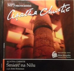 Agatha Christie • Śmierć na Nilu [audiobook]