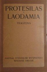 Stanisław Wyspiański • Protesilas i Laodamia. Tragedya [1901]