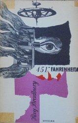Ray Bradbury • 451 stopni Fahrenheita [Roman Cieślewicz]