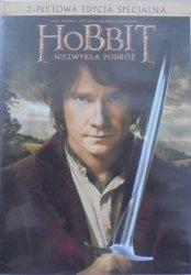 Peter Jackson • Hobbit: Niezwykła podróż • 2xDVD