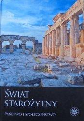 praca zbiorowa • Świat starożytny. Państwo i społeczeństwo