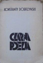 Konstanty Dobrzyński • Czarna poezja