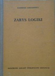 Kazimierz Ajdukiewicz • Zarys logiki