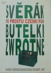 Jan Svěrák • Butelki zwrotne • DVD