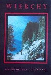 Wierchy • Rocznik pięćdziesiąty czwarty 1985