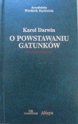 Karol Darwin • O powstawaniu gatunków