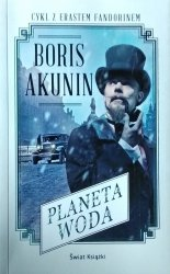 Boris Akunin • Planeta Woda