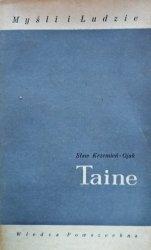 Sław Krzemień-Ojak • Taine