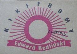 Edward Redliński • Nikiformy