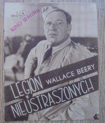 program filmowy • Legjon nieustraszonych [Wallace Beery]