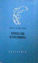 Marie-Claire Blais • Pierwsza zima w życiu Emanuela
