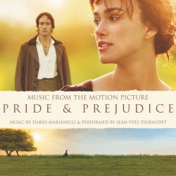 Dario Marianelli • Pride & Prejudice • CD