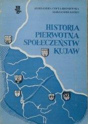 Aleksandra Cofta-Broniewska, Aleksander Kośko • Historia pierwotna społeczeństw Kujaw