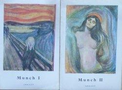 Andrzej Osęka • Munch I, II  [mała encyklopedia sztuki]