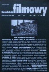 Kwartalnik filmowy 54-55/2006 • Film, fotografia, rzeczywistość
