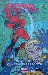 Deadpool. Deadpool kontra Sabretooth tom 3