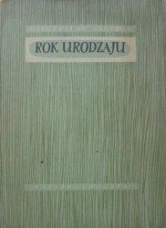 Mieczysław Jastrun • Rok urodzaju [Jerzy Cherka]