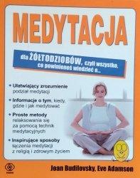 Joan Budilovsky • Medytacja dla żółtodziobów