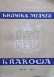 Kronika miasta Krakowa 1959-1960