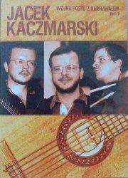 Jacek Kaczarski • Wojna postu z karnawałem • DVD