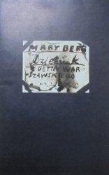 Mary Berg • Dziennik z Getta Warszawskiego