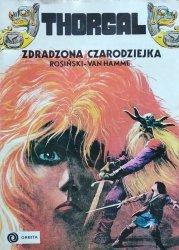 Grzegorz Rosiński, Jean Van Hamme • Thorgal Zdradzona czarodziejka