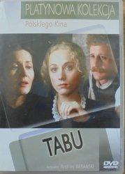 Andrzej Barański • Tabu • DVD