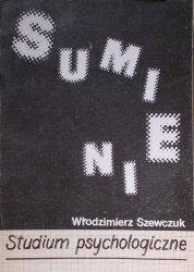 Włodzimierz Szewczuk • Sumienie. Studium psychologiczne